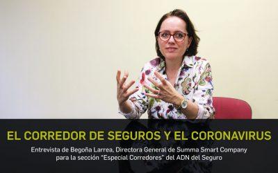 El corredor de seguros y el coronavirus
