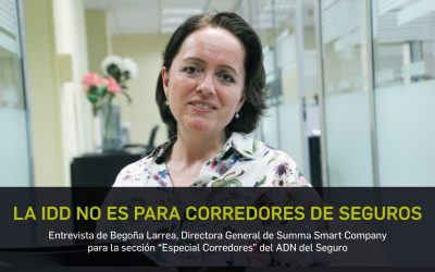 La IDD no es para corredores de seguros